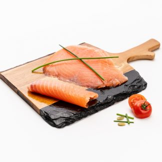 Salmon Ahumado (100 gr)