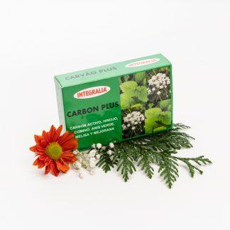 Carbon Activo - Carbon Plus (Caja de 60 comprimidos)