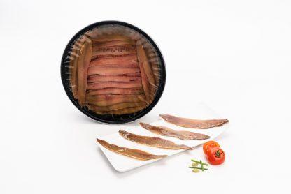 Tarrina 50 Filetes Anchoas Serie Oro (Pack 4 ud)