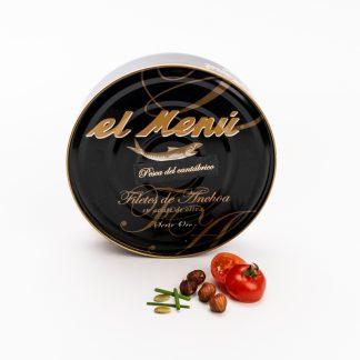 Anchoas En Aceite De Oliva Serie Oro Ro550  (Lata de 550 gr)