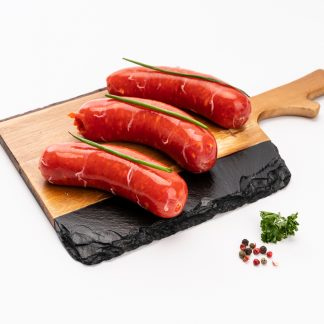 Salchichas frescas de pollo(500 grs)