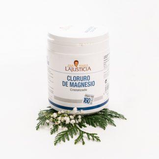 Cloruro De Magnesio Cristalizado (Bote de 400 grs)