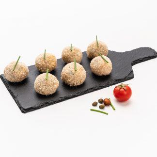 Albondigas De Pollo (Sin Gluten) (250 grs)
