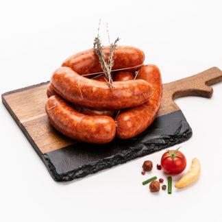 Chorizos Caseros(Und 120 grs)