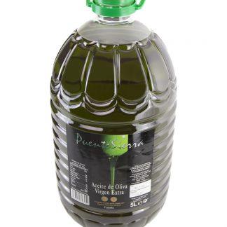 Aceite De Oliva Virgen Extra (Garrafa 5 l  Pet)