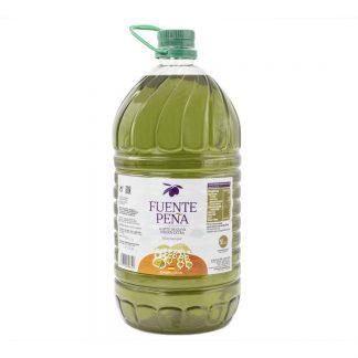 Aceite De Oliva Virgen Extra ( Garrafa 5 l Pet )