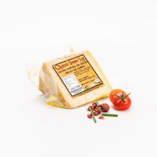 Queso Añejo De Cabra En Aceite (350 grs)
