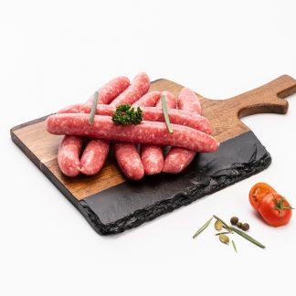 Salchichas frescas de Cerdo(250 grs)