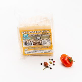 Queso Semicurado( Cuña 750 grs)