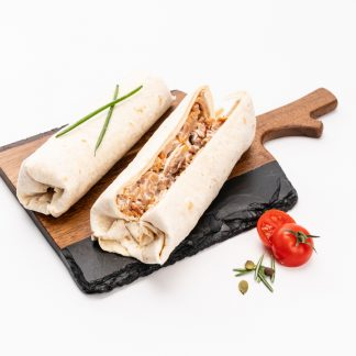Filetes de pechuga empanados(500 grs)