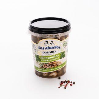 Caracoles En Caldo (Tarrina De 500 gr)