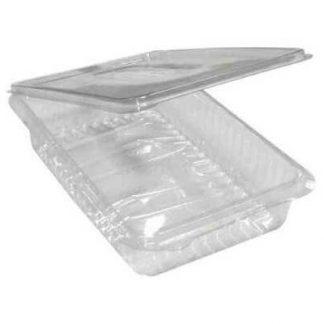 Envase Bisagra Para Embutido Loncheado (Pack de 50 ud)