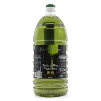 Aceite De Oliva Virgen Extra ( Garrafa 2 l Pet)