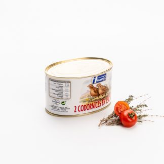 Codorniz Escabeche (Lata 500 gr)