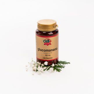 Glucomanana (Bote de 100 comprimidos)
