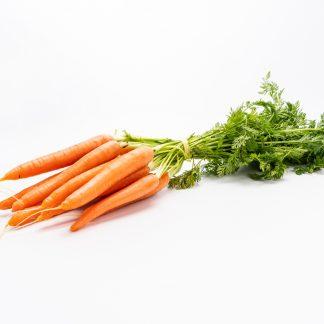 Zanahoria en rama (800 grs)