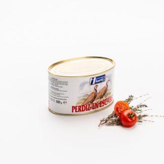 Perdiz Escabeche (Lata 500 gr)