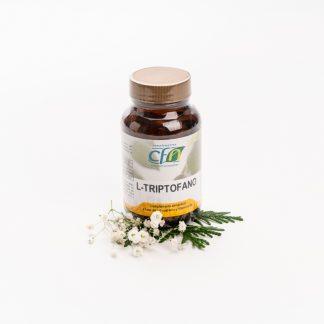 L-Triptofano (Bote de 60 comprimidos)