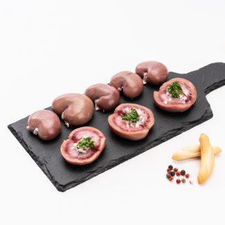 Chuleteros de choto lechal 100% natural(1.100 grs)