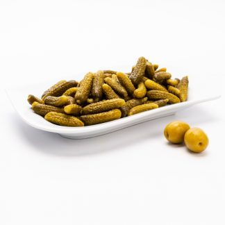 Pepinillos con sabor anchoa (250 grs)