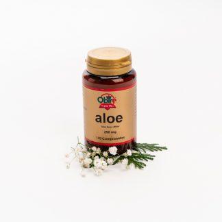 Aloe En Comprimidos  (Bote de 120 comprimidos)