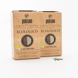 Café Molido 100% Natural Selección Arábica Ecológico 250 Grs.