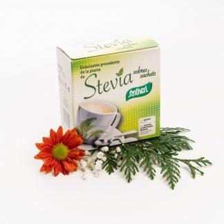 Stevia Sobres (Caja de 50 sobres de 1 gr)