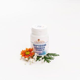 Triplofano Con Magnesio + Vitamina B6 (Bote de 60 comprimidos)