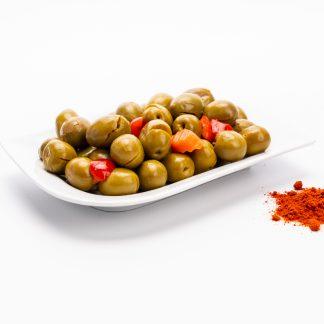 Adobada Sabor Pimiento (250 grs)