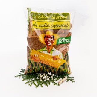 Azucar Moreno De Caña Integral (Bolsa de 1 kg)