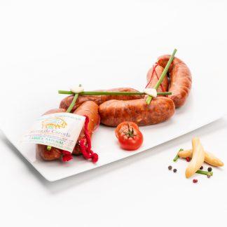 Chorizo Extra De Cazorla Picante (320 grs)