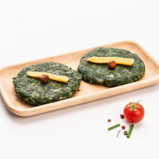 Hamburguesas De Pollo Y Espinacas(Und. 140 grs aprox.)